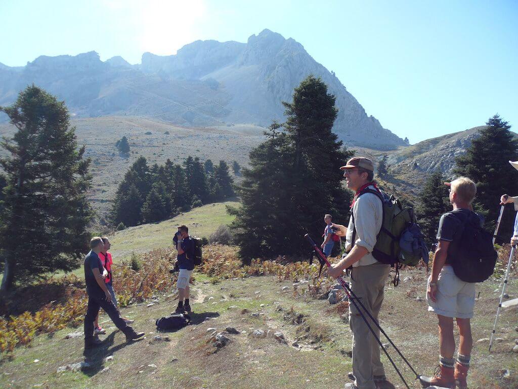 Trekking / Steni - Xerovouni