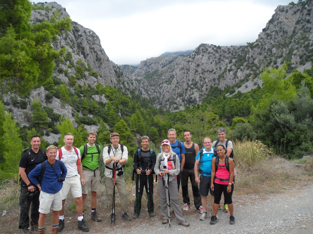 Rambling in Evia, a special Greek experience