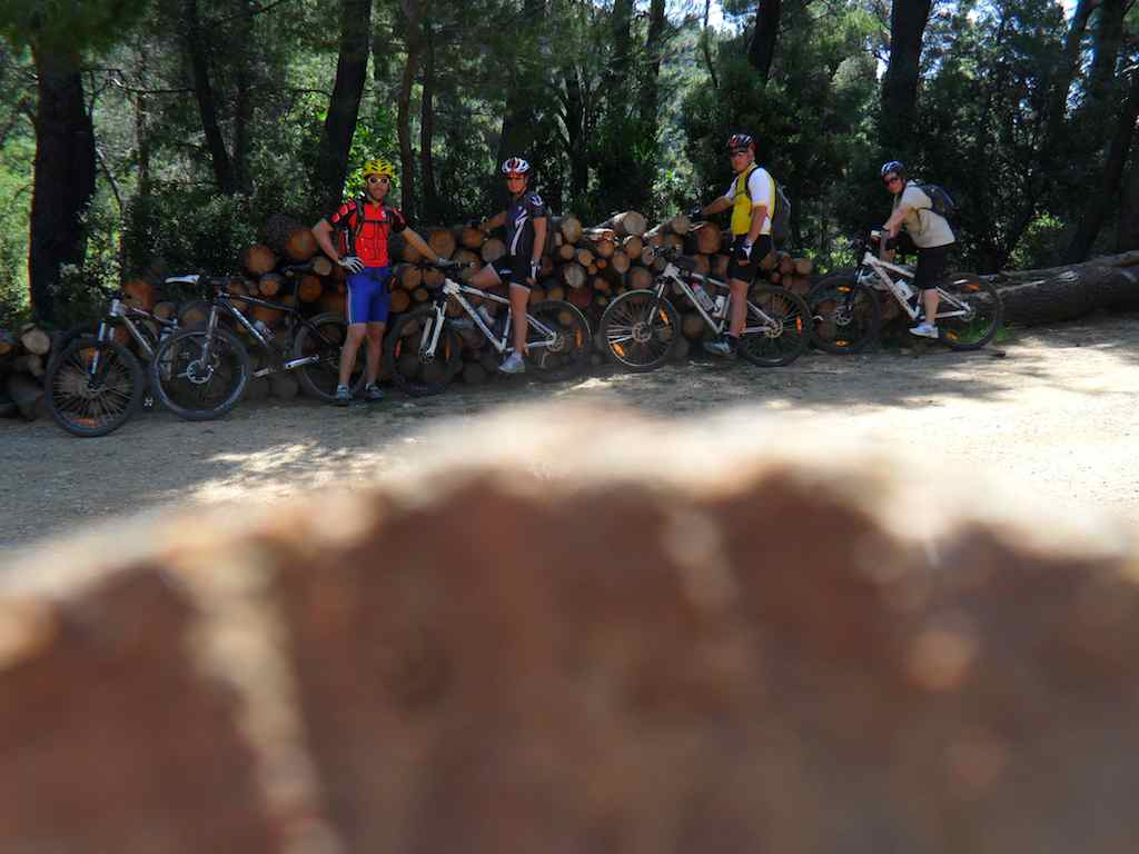 MTB / The resin producers' route