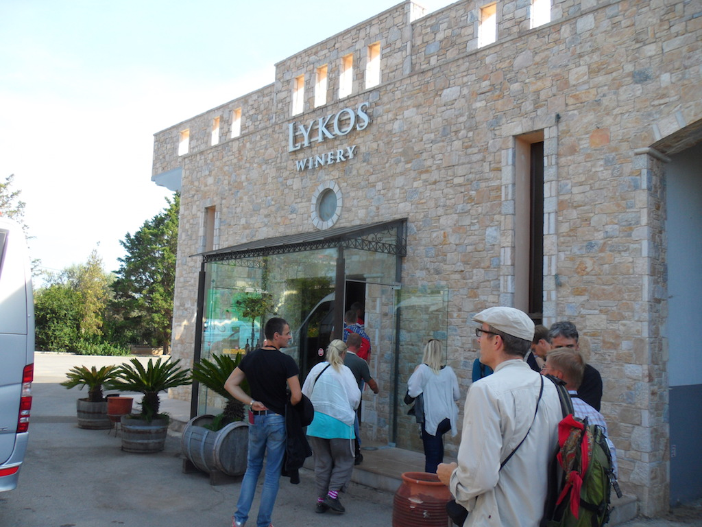Wine Tour / The Vineyards of Central Evia