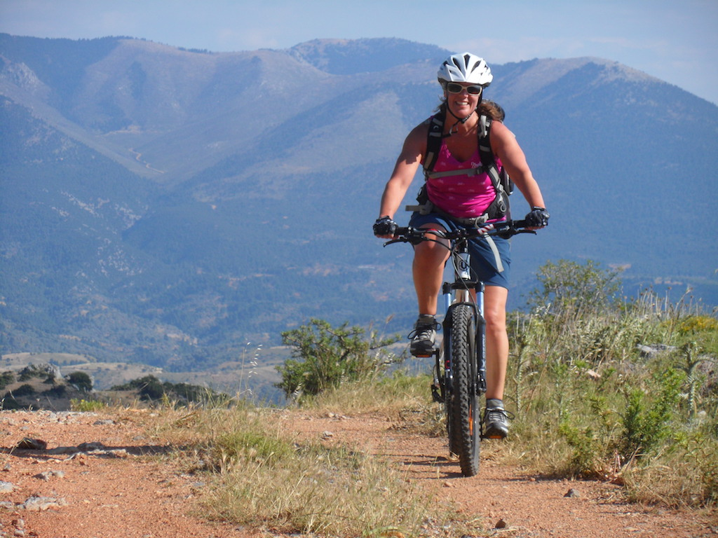 MTB / The mountains of Steni