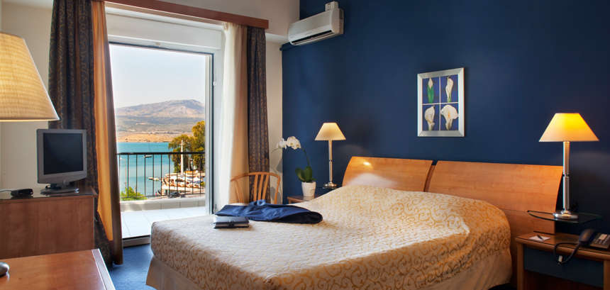 Lucy Superior Double or Twin Room (with Sea View)