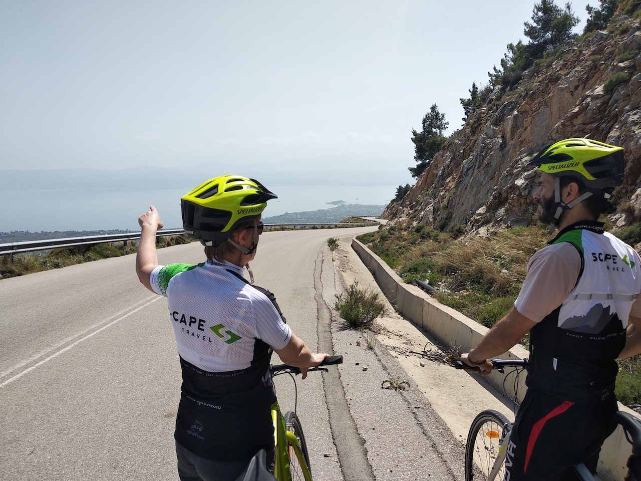 Road Cycling / Eretria Backroads