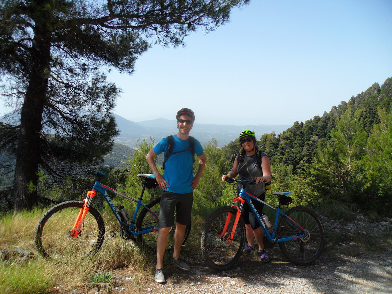 MTB / Eretria & Mountains
