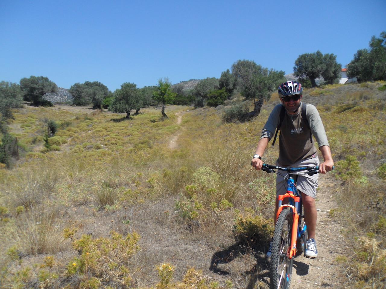 MTB / Eretria & hilltops